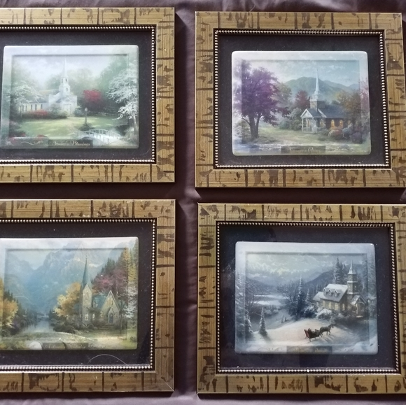 The Bradford Exchange Other - Framed collector's plates